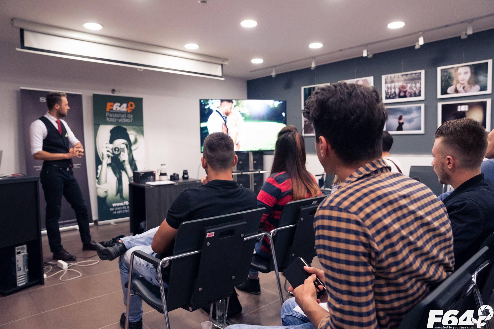 Workshop fotografie stelian petcu magazinul f64